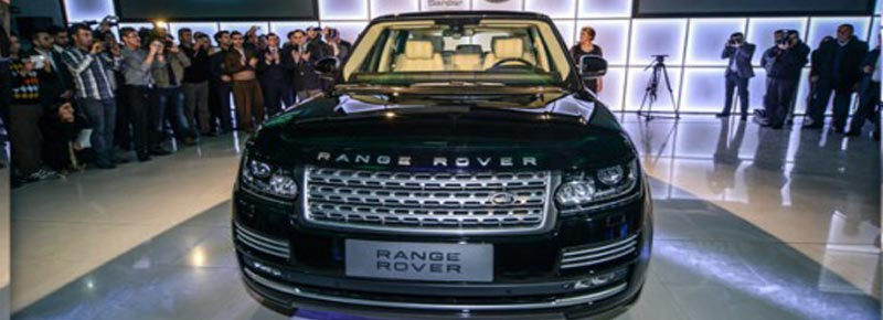 February 2013 Introducing THE ALL NEW RANGE ROVER2